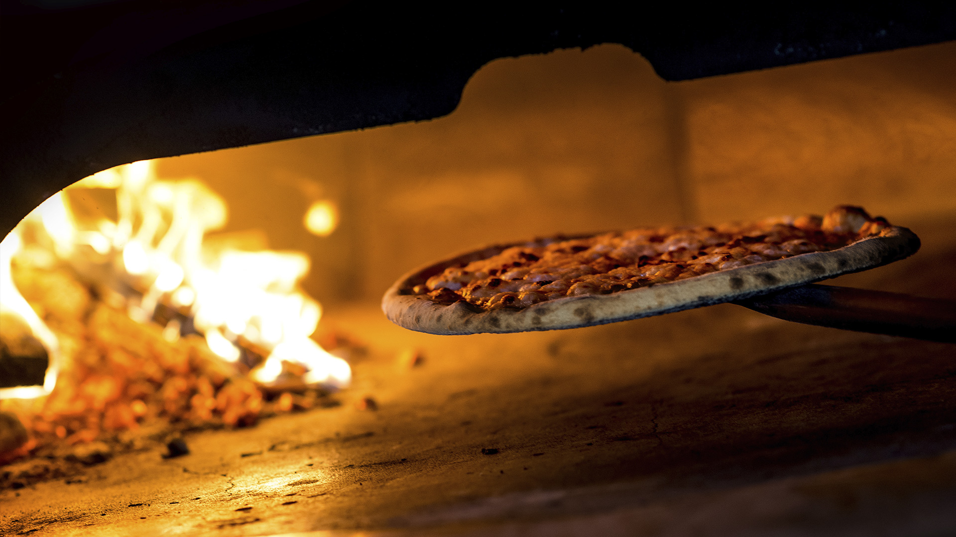 From Our Brick Oven